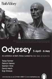 bo.lee gallery, Bath - Odyssey. Apr 5-May 6. - Galleries magazine - Apr'13