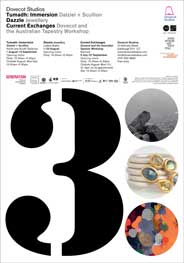 Dovecot Studios, Edinburgh - Tumadh: Immersion Dalziel + Scullion / Dazzle Jewellery / Current Exchanges / Craigie Aitchison RA. - Galleries magazine - Aug'14