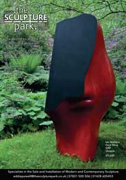 The Sculpture Park, Farnham - The World's Largest Sculpture Exhibition. 600 sculptures, 400 artists. - Galleries magazine - Aug'14