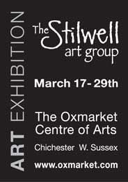 The Oxmarket Centre of Arts, Chichester - The Stilwell Art Group. Mar 17-29. - Galleries Mar'15