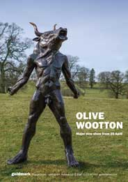 Goldmark, Rutland - Olive Wootton. New show from 25 April. - Galleries May'15