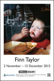 Atkinson Gallery, Somerset - Finn Taylor. Nov 2-Dec 12. - Galleries Nov'15