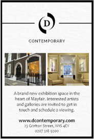 A private exhibition space in the heart of London�s most prestigious art district, Mayfair W1