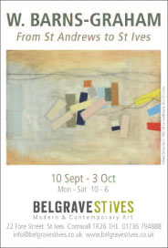 Belgrave St Ives - Wilhelmina Barns-Graham: From St Andrews to St Ives. Sep 10-Oct 3