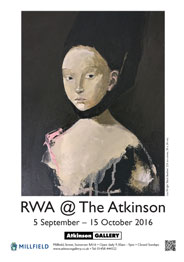RWA at The Atkinson Gallery. Sep 5-Oct 15. New Academicians 2011-2016