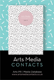The media database for the arts, 2018