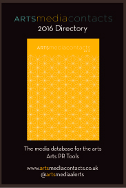 ARTS MEDIA CONTACTS - The media database for the arts, 2017.