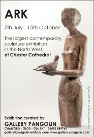 ]Ark: [at Chester Cathedral. Jul 7_Oct 15