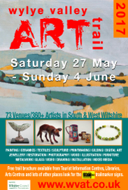 The Wylye Valley Art Trail. May 27-Jun 4