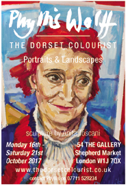 Phyllis Wolff: The Dorset Colourist. Oct 16-21