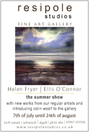 Helen Fryer and Ellis O'Connor. Until Aug 24