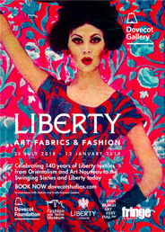 Liberty Art Fabrics & Fashion. Until Jan 12