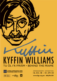 Kyffin Williams: Behind the Frame. Feb 16-Sep 1