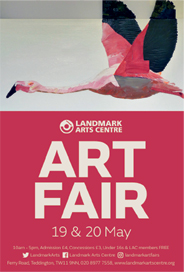 Spring Art Fair. May 18-20