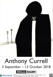 Anthony Currell. Sep 3-Oct 13