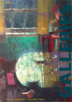 Galleries May  2013 cover